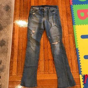 Joe's Jeans Micro Flare Skinny